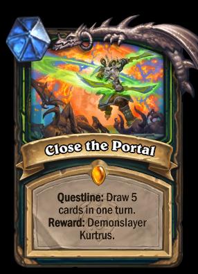 Close the Portal Card Image