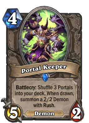 Portal Keeper Card Image