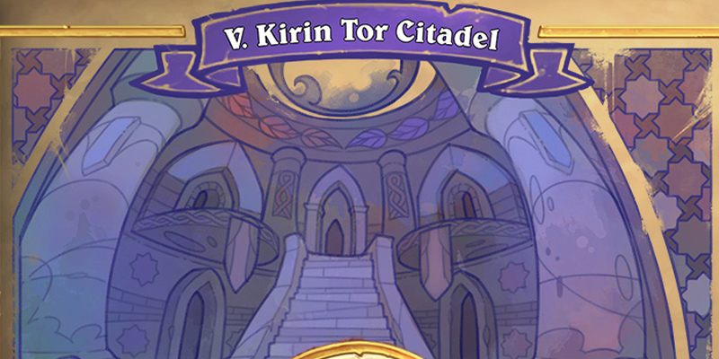 The Last Chapter of The Dalaran Heist is LIVE!