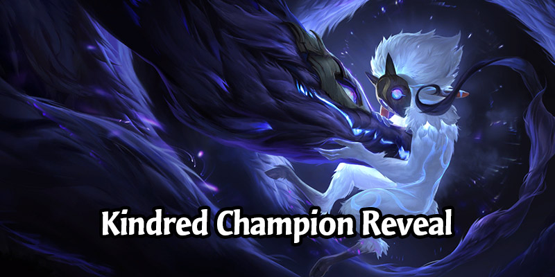 Kindred Champion Reveal and New Shadow Isles Cards for Runeterra's Empires of the Ascended Expansion