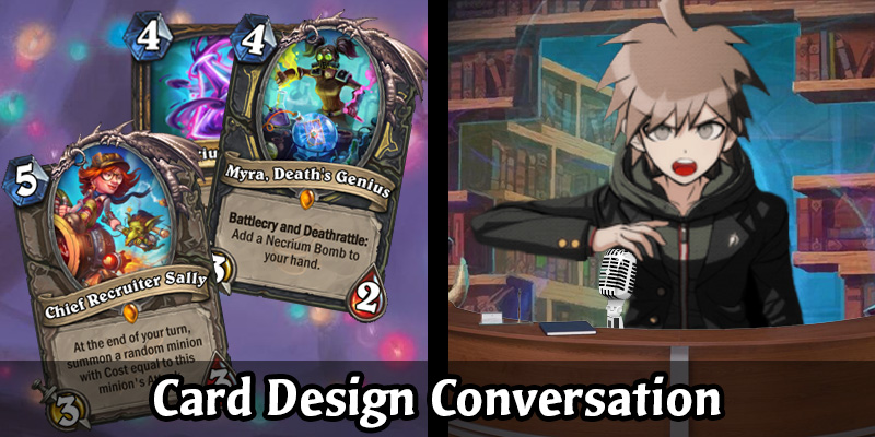 Card Design Conversation - Spaced Out
