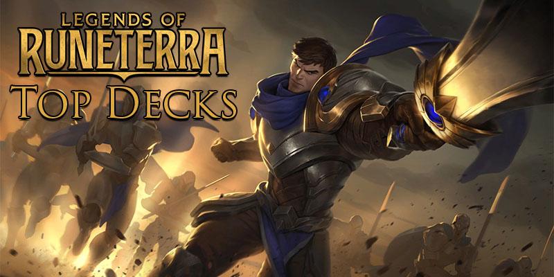 Popular Meta Decks for Legends of Runeterra