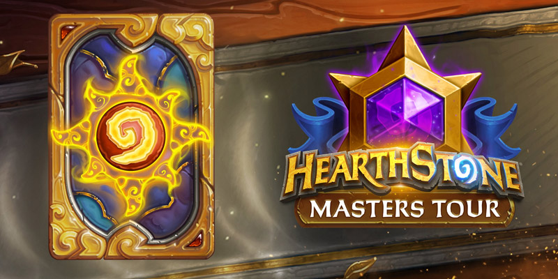 Hearthstone is Getting a New Esports Card Back for Masters Tour Event Competitors - Golden Skies
