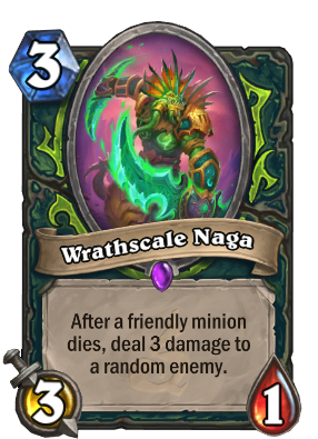 Wrathscale Naga Card Image