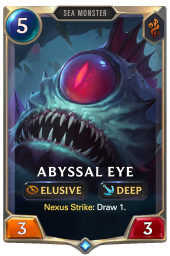 Abyssal Eye Card Image