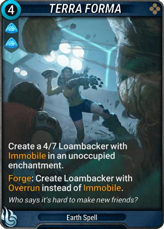 Terra Forma Card Image