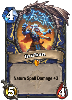Bru'kan Card Image