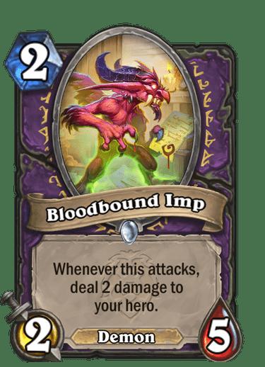 Bloodbound Imp Card Image