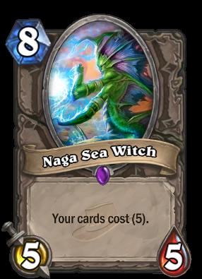 Naga Sea Witch Card Image