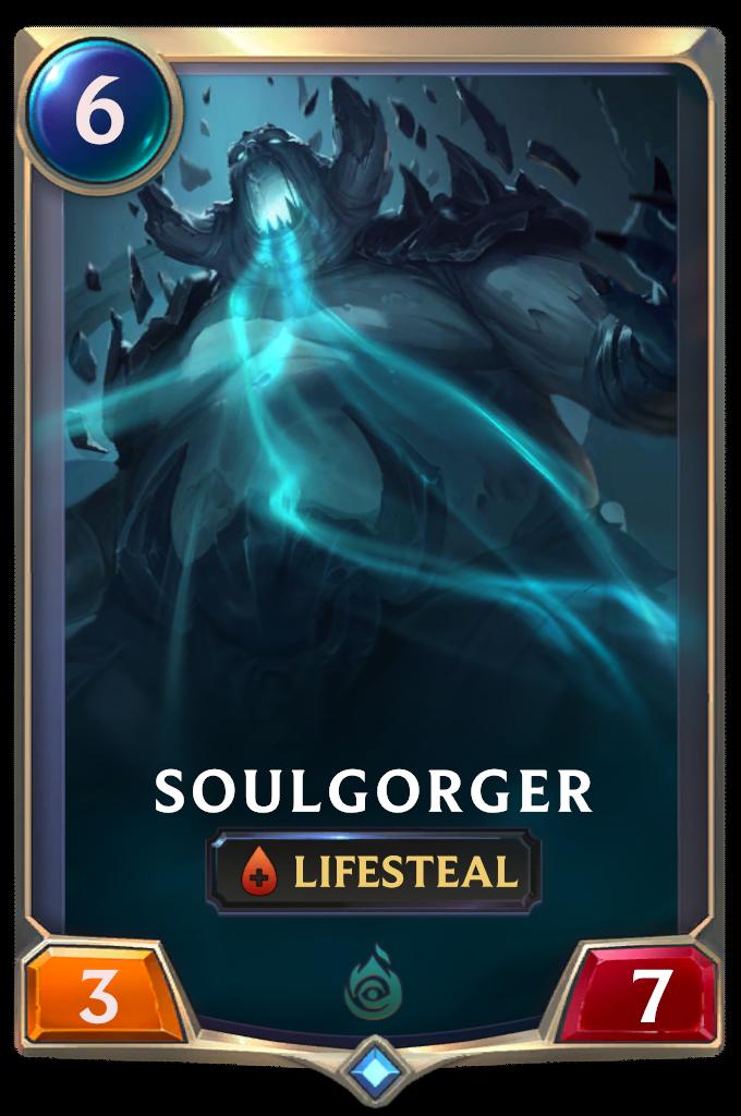 Soulgorger Card Image