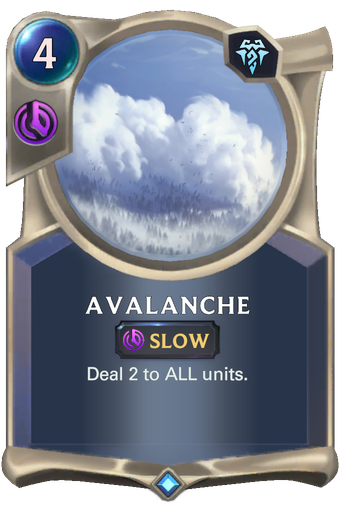 Avalanche Card Image