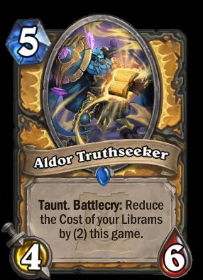 Aldor Truthseeker Card Image