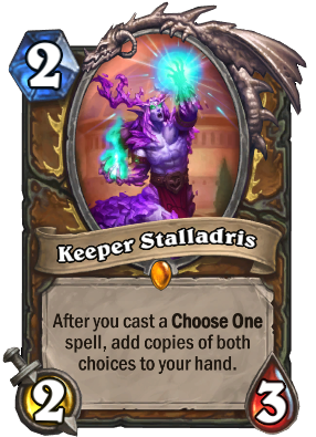 Keeper Stalladris Card Image