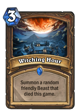 Witching Hour Card Image