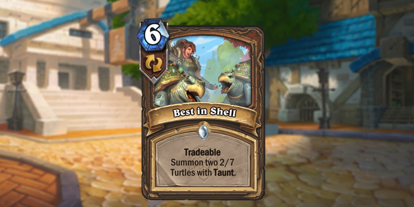 New Druid Card Revealed for United in Stormwind by LiBo - Best in Shell