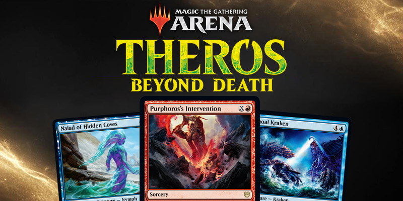 MTG Arena - Theros: Beyond Death Card Spoilers January 4
