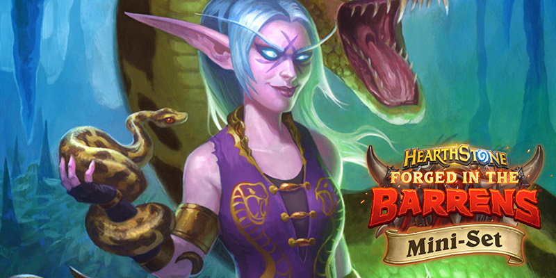 Hearthstone's Wailing Caverns Mini-Set Releases Today - Here's Everything You Need to Know