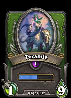 Tyrande Card Image