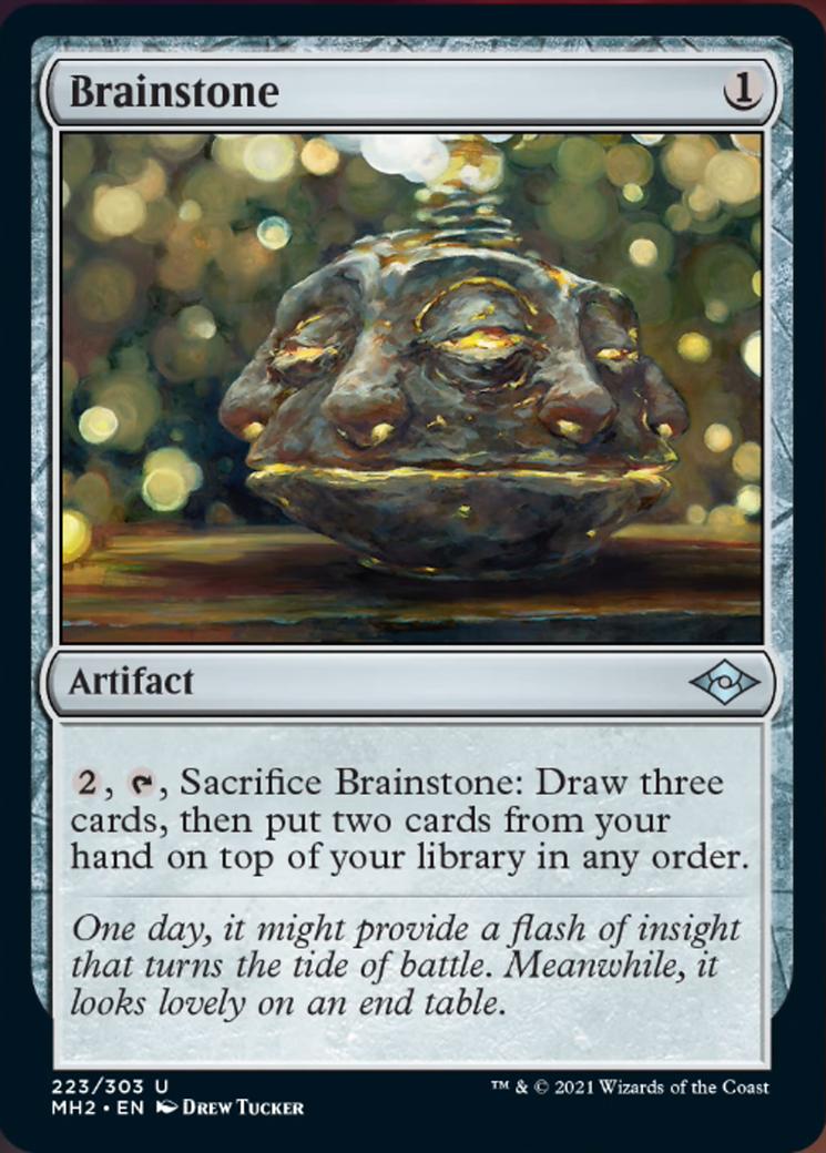 Brainstone Card Image