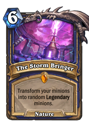 The Storm Bringer Card Image