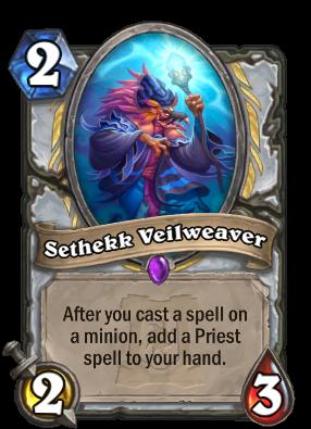 Sethekk Veilweaver Card Image