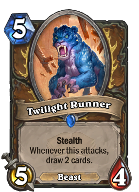 Twilight Runner Card Image