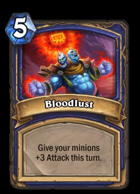 Bloodlust Card Image