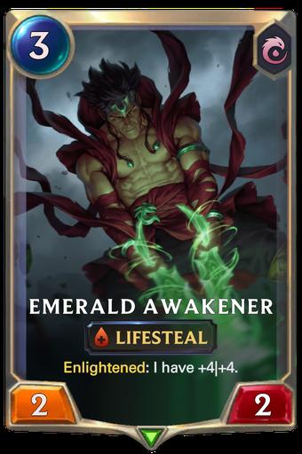 Emerald Awakener Card Image