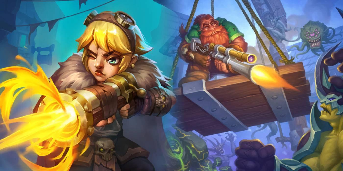 Questing in Stormwind - Better Understanding Hunter's Defend the Dwarven District Legendary Questline