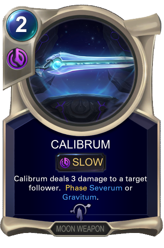 Calibrum Card Image