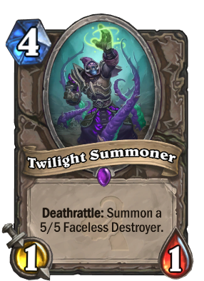 (4) Twilight Summoner