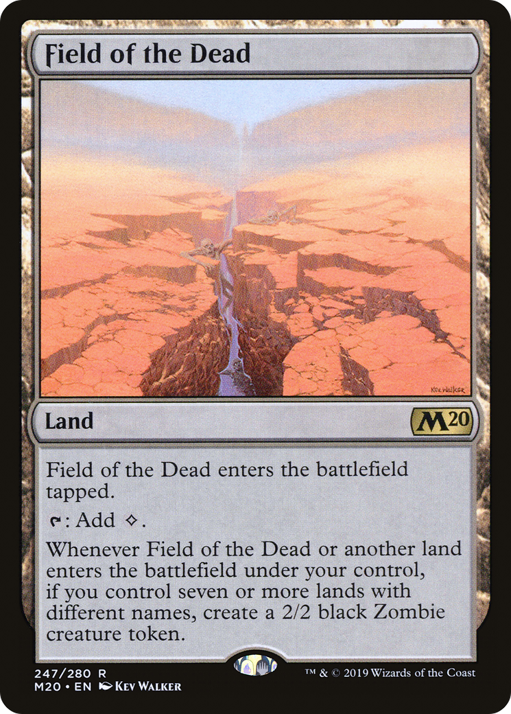 Field of the Dead Card Image