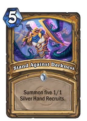 Stand Against Darkness Card Image