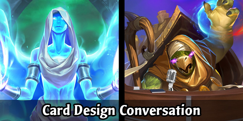 Card Design Conversation - Inspiration Strikes
