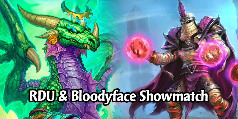 Feno's Showmatch Series Returns with RDU Piloting Token/Spell Druid & Bloodyface With Quest Maly Warlock