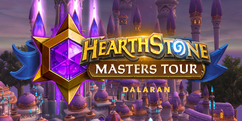 Hearthstone Masters Tour Dalaran - Decklists, Results & Promotions