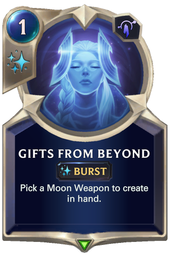 Gifts From Beyond Card Image