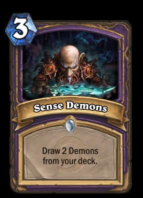Sense Demons Card Image