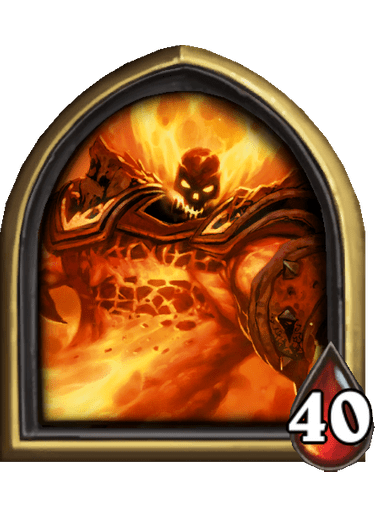 Ragnaros the Firelord Card Image