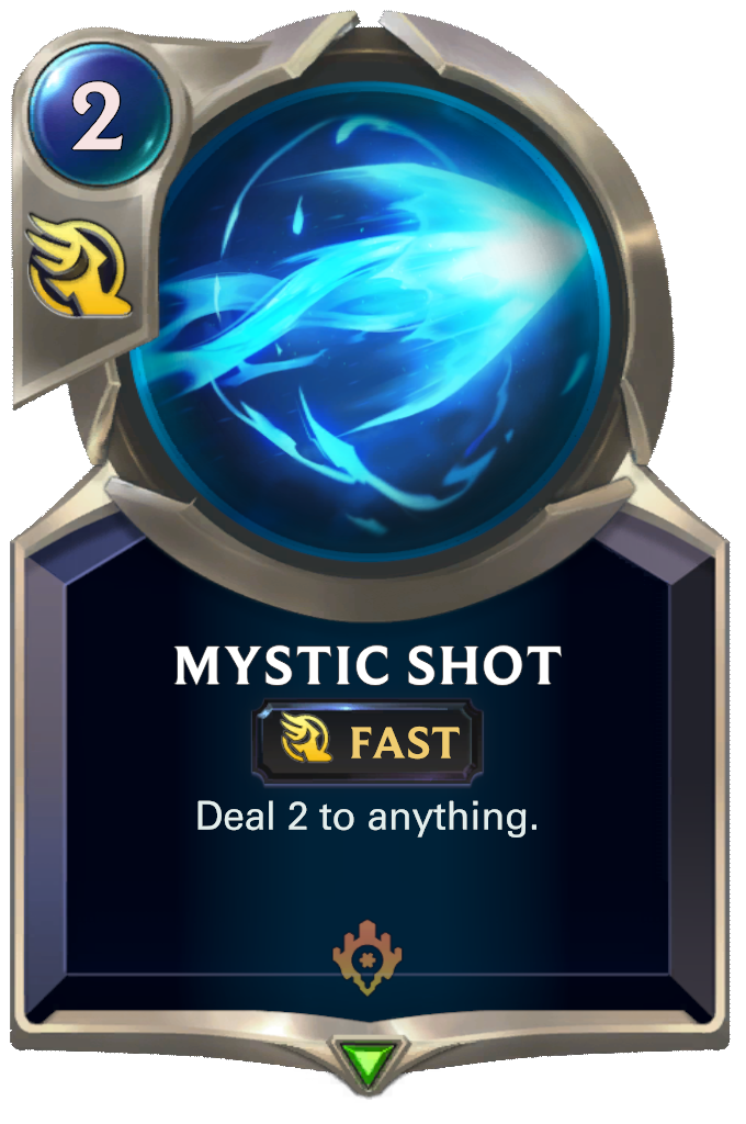 Mystic Shot Card Image