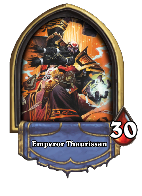 Emperor Thaurissan Card Image