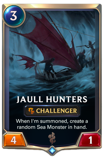 Jaull Hunters Card Image