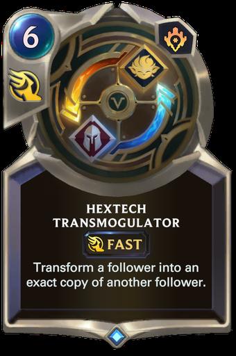 Hextech Transmogulator Card Image