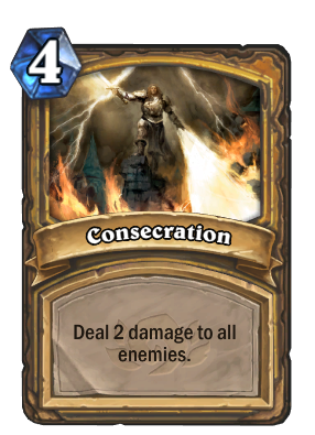 Consecration Card Image