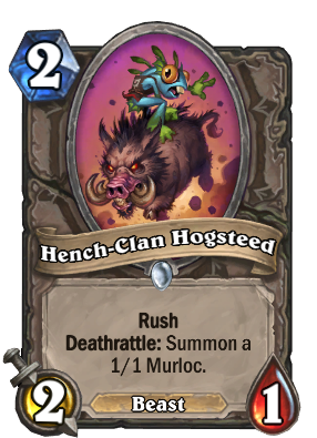 Hench-Clan Hogsteed Card Image