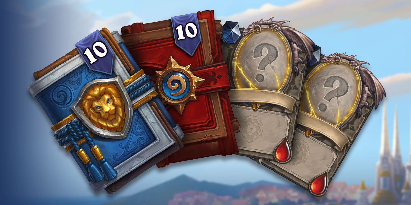 Two United in Stormwind Pack & Legendary Card Bundles Now Available in the Shop - Are They Worth Buying?
