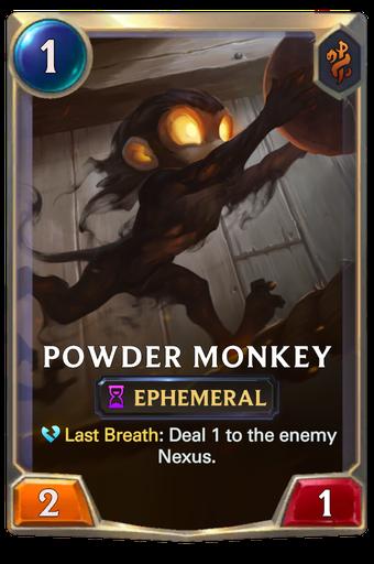 Powder Monkey Card Image