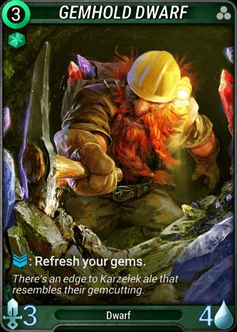 Gemhold Dwarf Card Image
