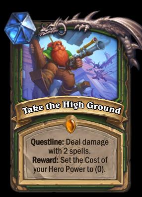 Take the High Ground Card Image