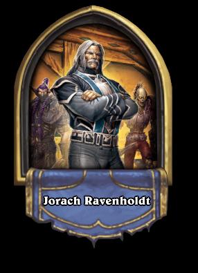 Jorach Ravenholdt Card Image